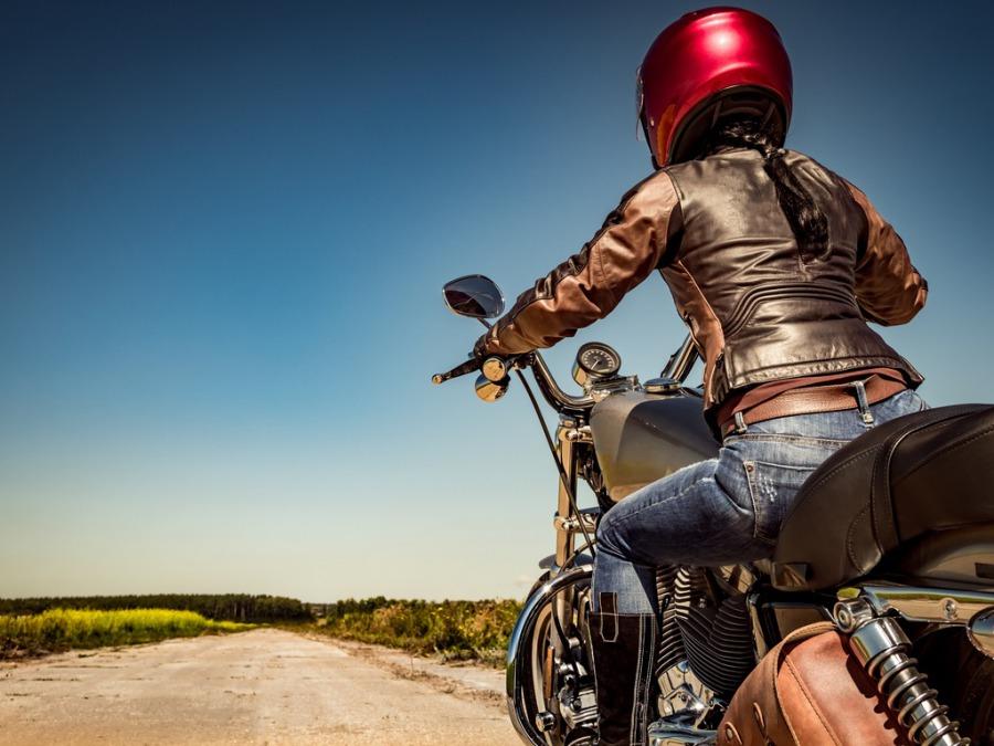 バイク免許を取って行動範囲が広がりました